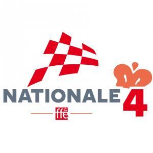 Nationale 4, ronde 4: Franconville 3 est Charlie, Courbevoie 1 est Charlie.