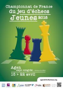 Soukreev et Ovidiu au Championnat de France Jeunes à Agen
