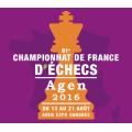Championnat de France � Agen du 13 au 21 Ao�t