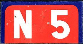 N5 : victoire 5-1 contre Cergy Franco-Yougoslave II