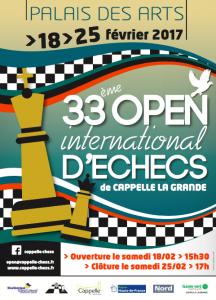 Tournoi de Cappelle La Grande 2017