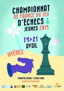 C'est parti pour le Championnat de France Jeunes 2019 à Hyères !