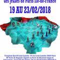 Championnat de Ligue IDF Jeunes 2018