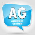 Assemblée Générale Ordinaire - Vendredi 25 janvier 2019