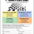 Tournoi Jeunes de l'Isle Adam - Dimanche 14 avril 2019