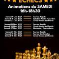 Animations du Samedi après midi à Franconville